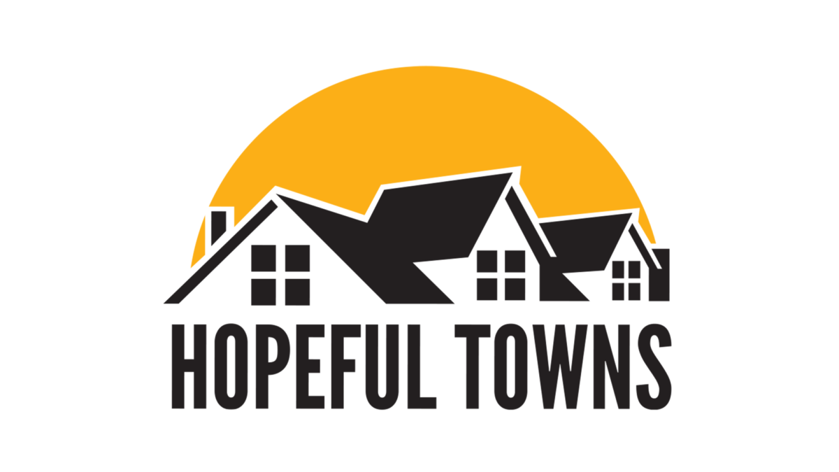 Hopeful towns logo